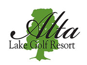 Alta Lake Golf Resort logo