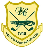Dunes Golf and Beach Club logo