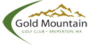 Gold Mountain Golf Club (Cascade) logo