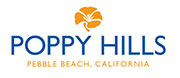 Poppy Hills Golf Course logo