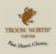 Troon North (Monument) logo