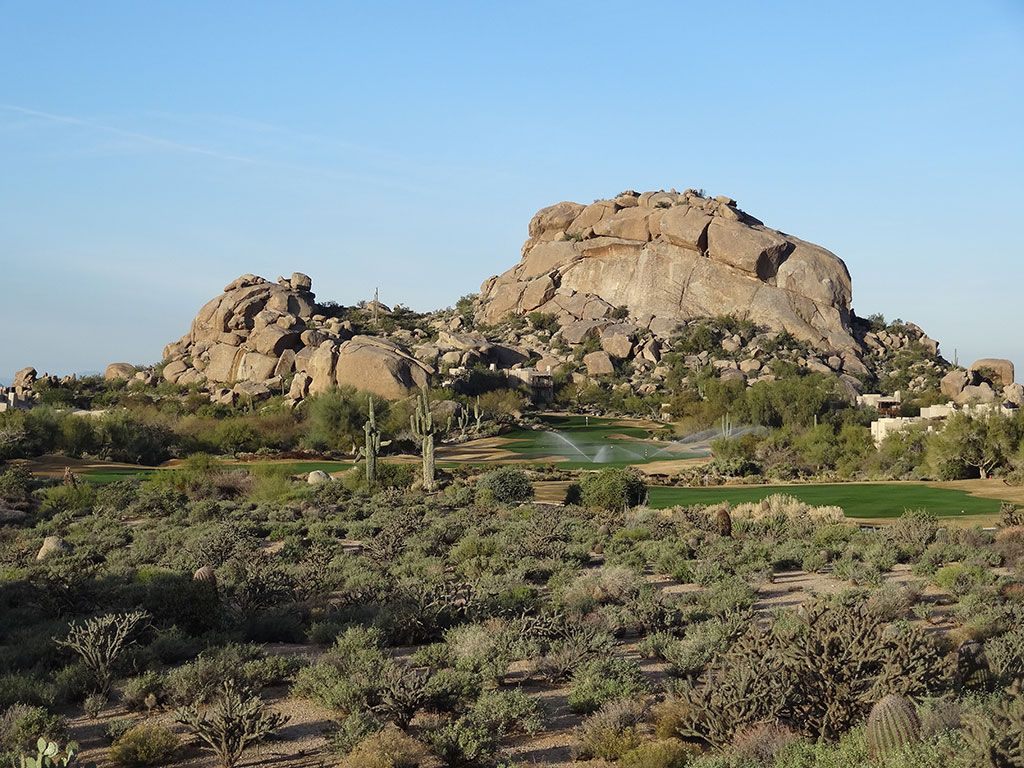 5th Hole at Boulders (South) (545 Yard Par 5)