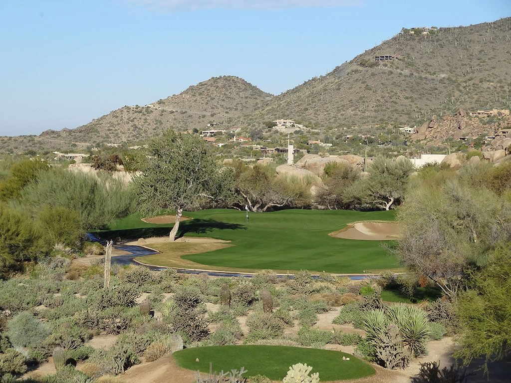 7th Hole at The Boulders (South) (187 Yard Par 3)