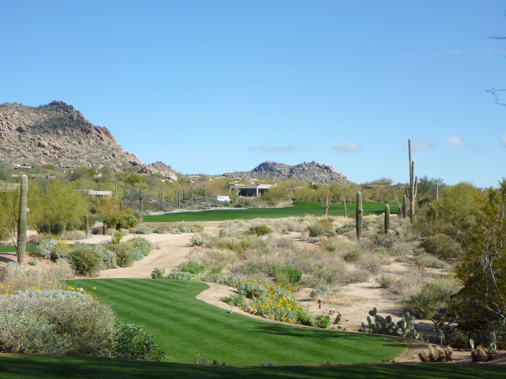 Desert Highlands Golf Club Scottsdale Arizona Golfcoursegurus