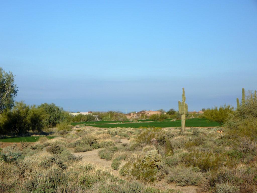 14th Hole at Estancia Golf Club (631 Yard Par 5)