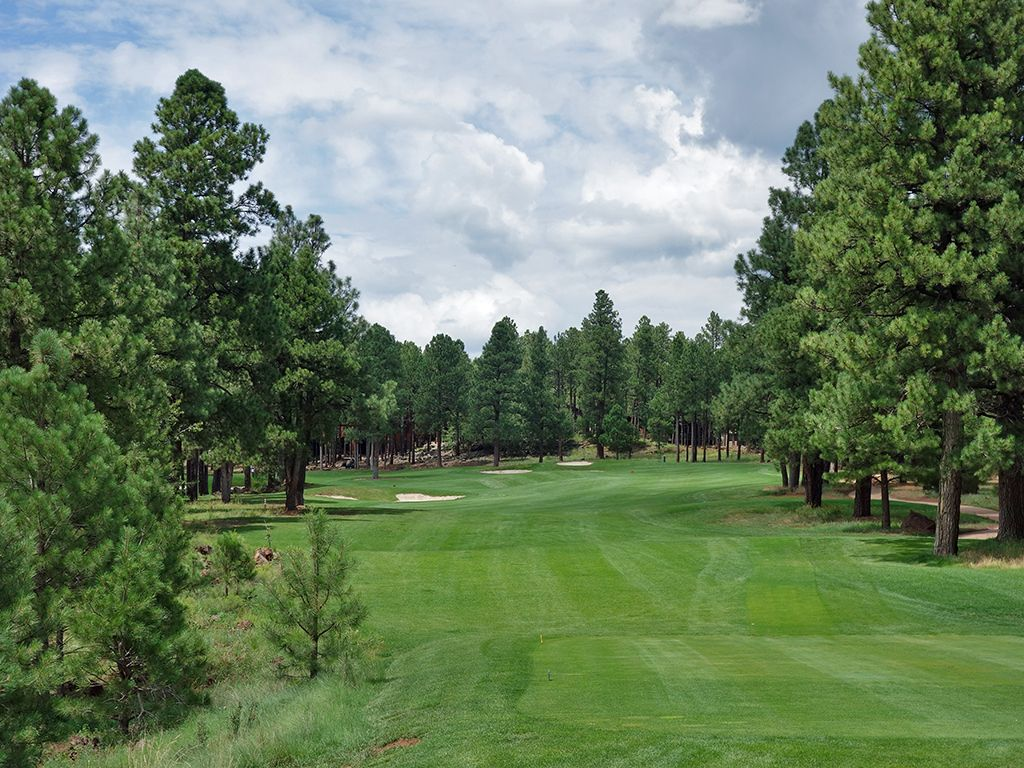 11th Hole at Flagstaff Ranch Golf Club (329 Yard Par 4)