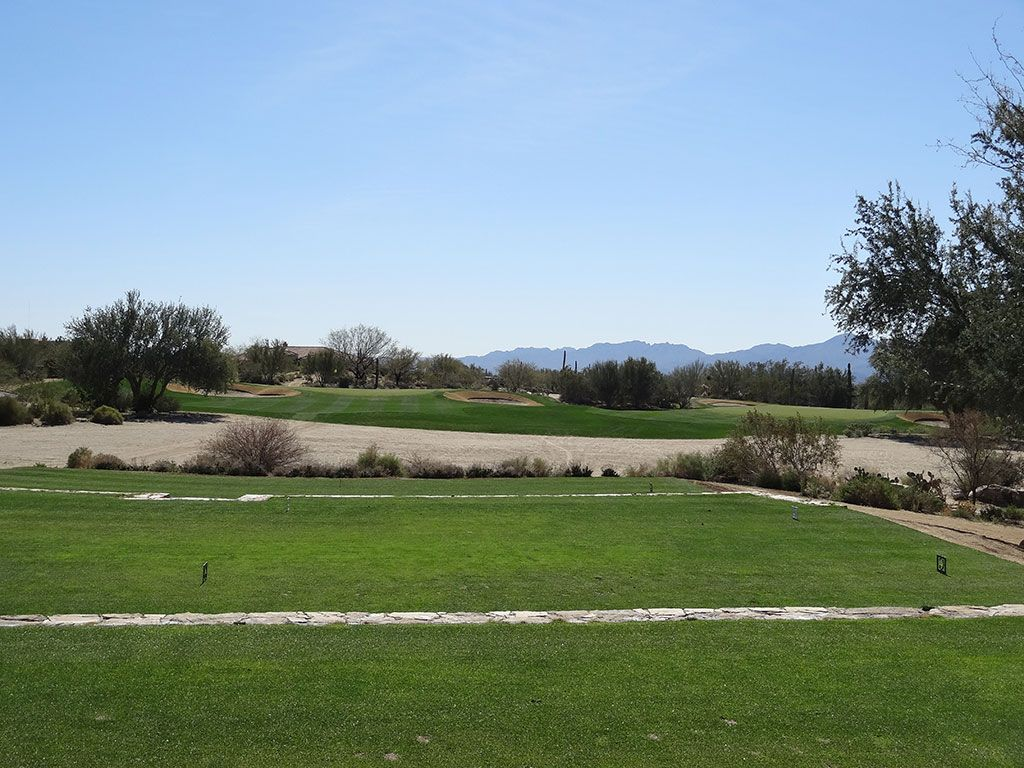14th Hole at Gallery Golf Club (South) (192 Yard Par 3)