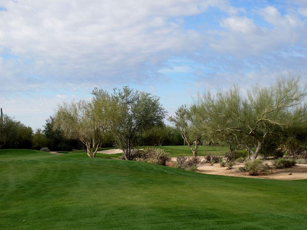 12th Hole at Terravita Golf Club (524 Yard Par 5)