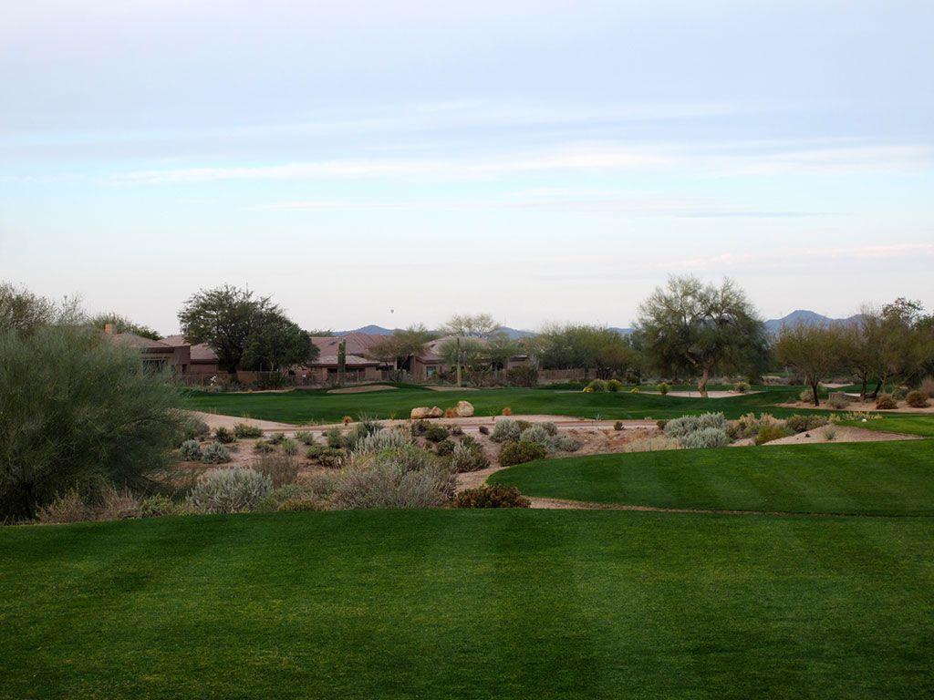 3rd Hole at Terravita Golf Club (610 Yard Par 5)
