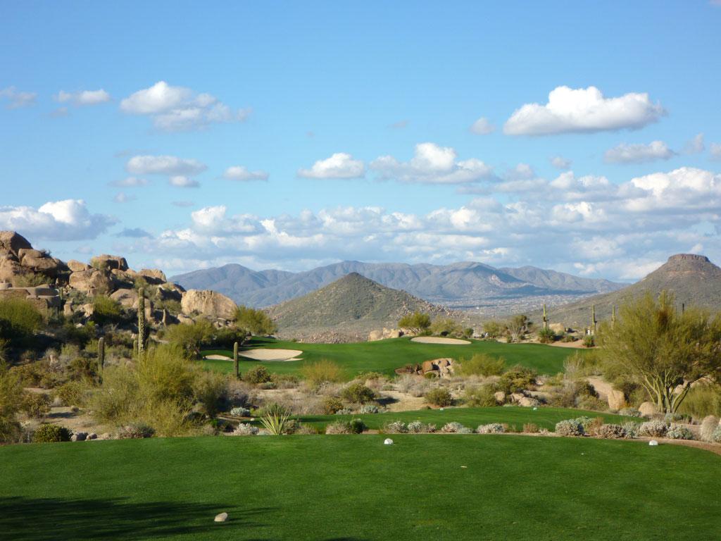 Troon North Monument Scottsdale Arizona GolfCourseGurus