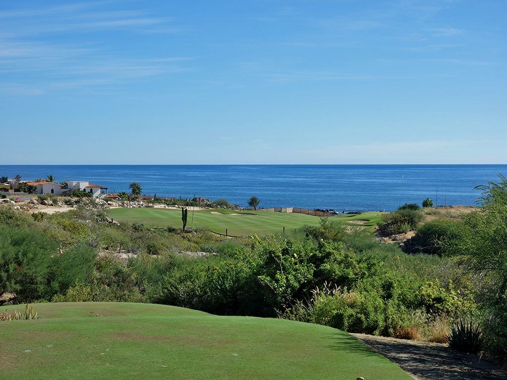 17th Hole at Cabo del Sol (Ocean) (447 Yard Par 4)