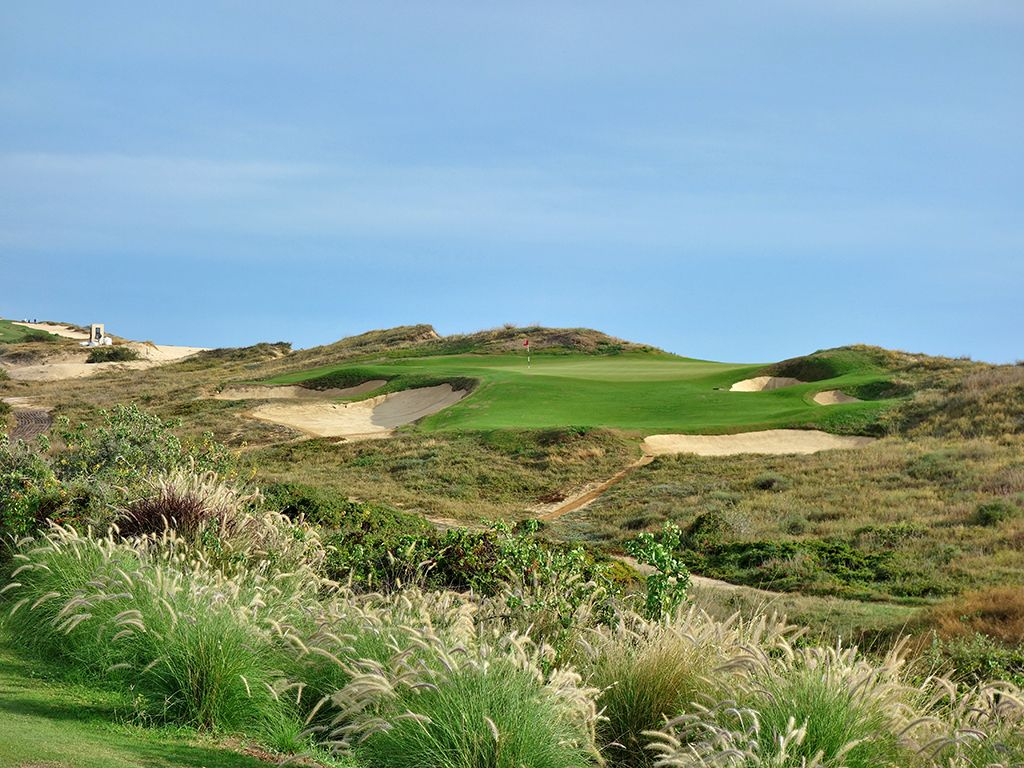 12th Hole at Dunes (Diamante)