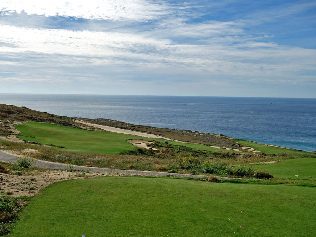 12th Hole at Quivira Golf Club (635 Yard Par 5)
