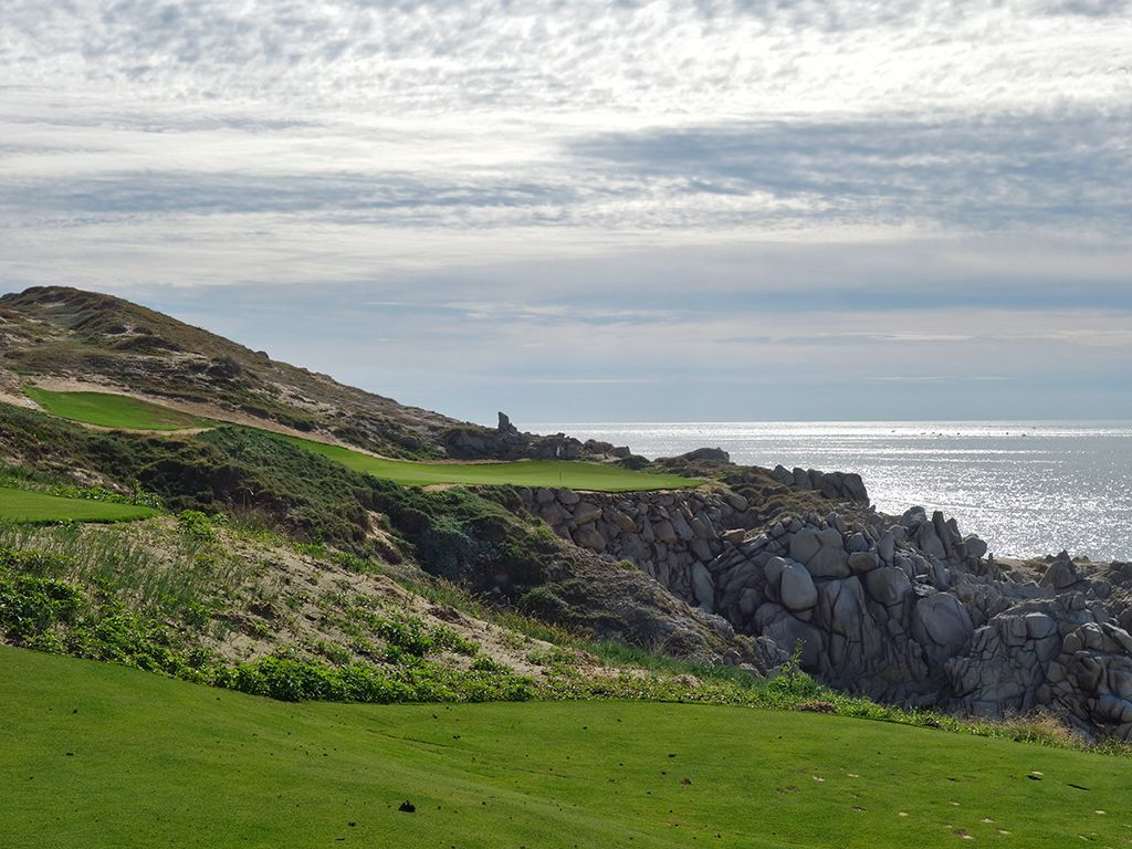 13th Hole at Quivira Golf Club (148 Yard Par 3)