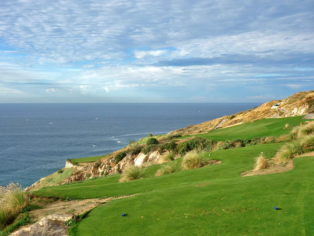 5th Hole at Quivira Golf Club (310 Yard Par 4)
