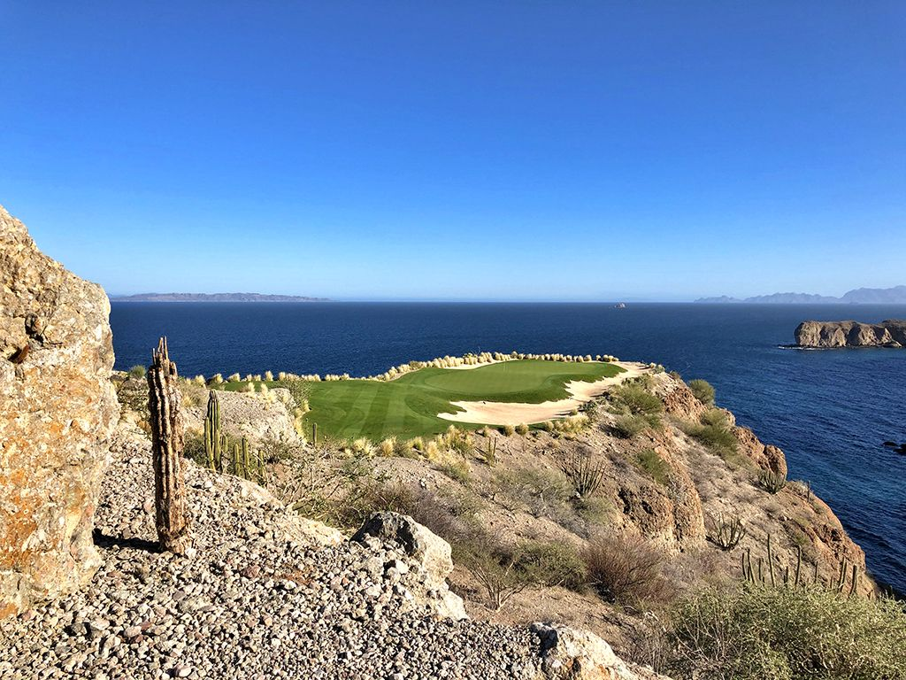 17th Hole at TPC Danzante Bay (178 Yard Par 3)