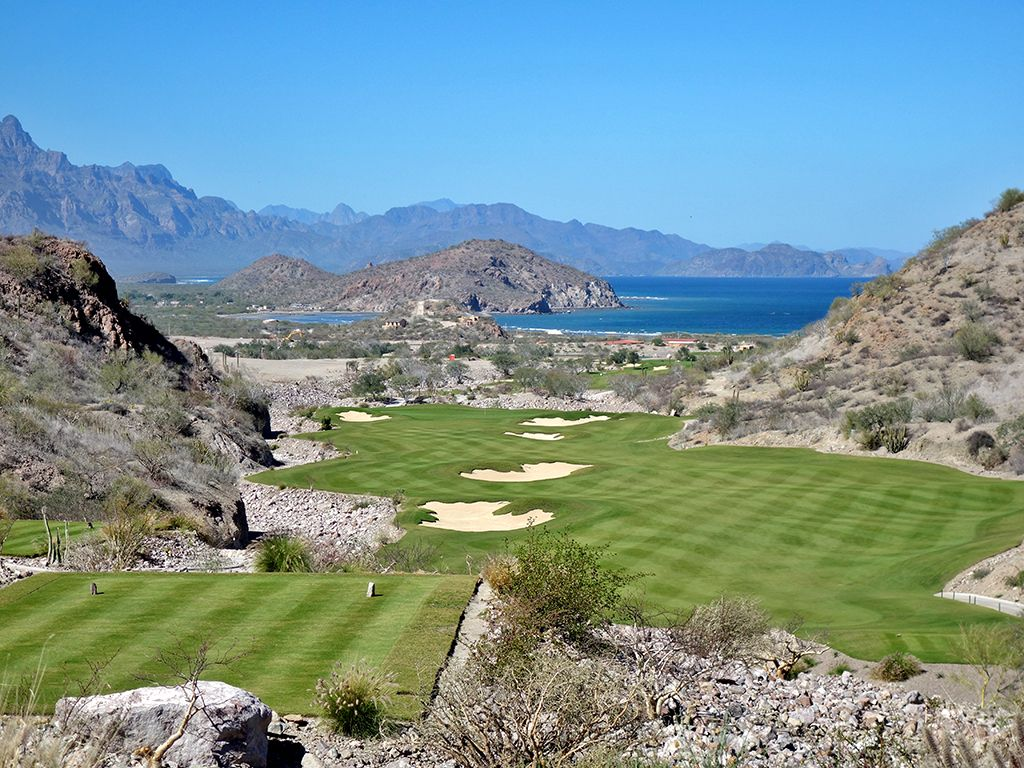 5th Hole at TPC Danzante Bay (611 Yard Par 5)