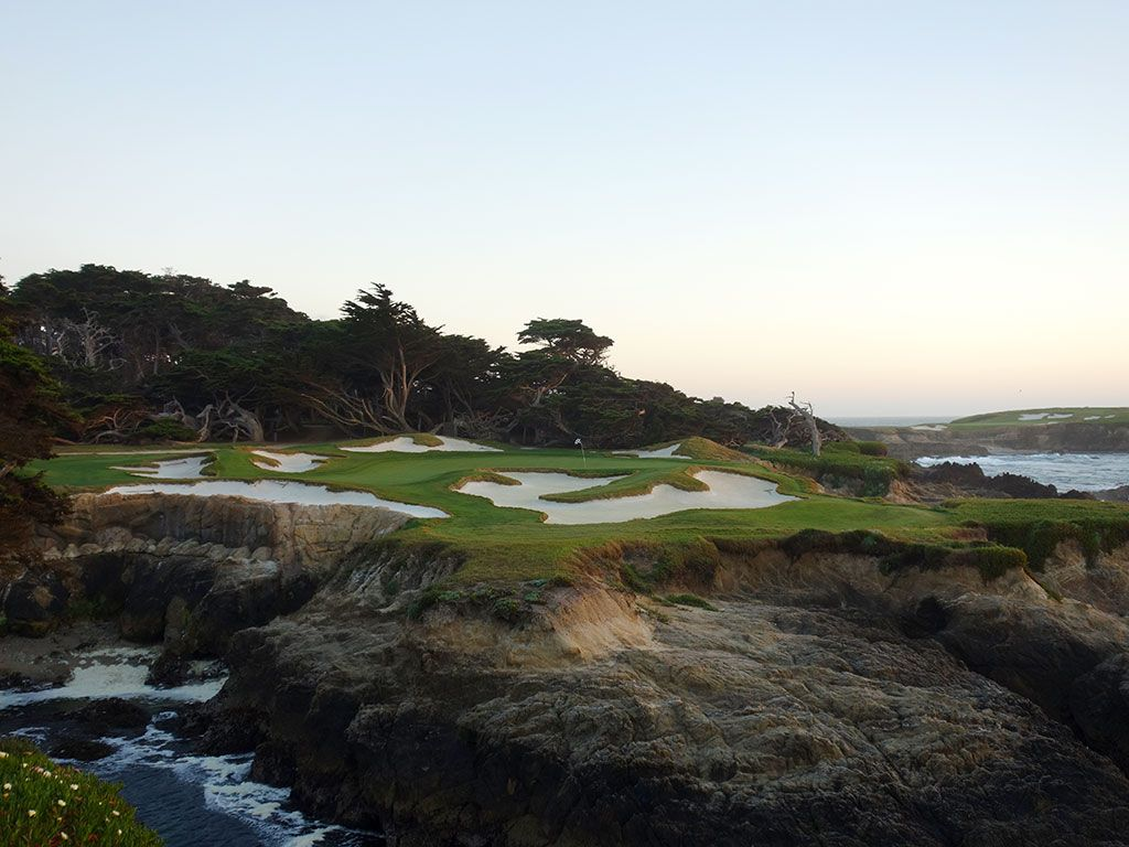 15th Hole at Cypress Point Golf Club