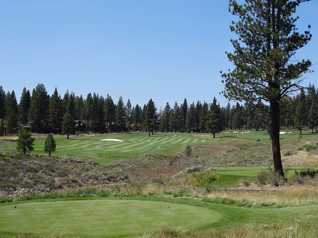 17th Hole at Lahontan Golf Club (621 Yard Par 5)