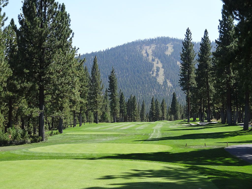 18th Hole at Lahontan Golf Club (511 Yard Par 5)