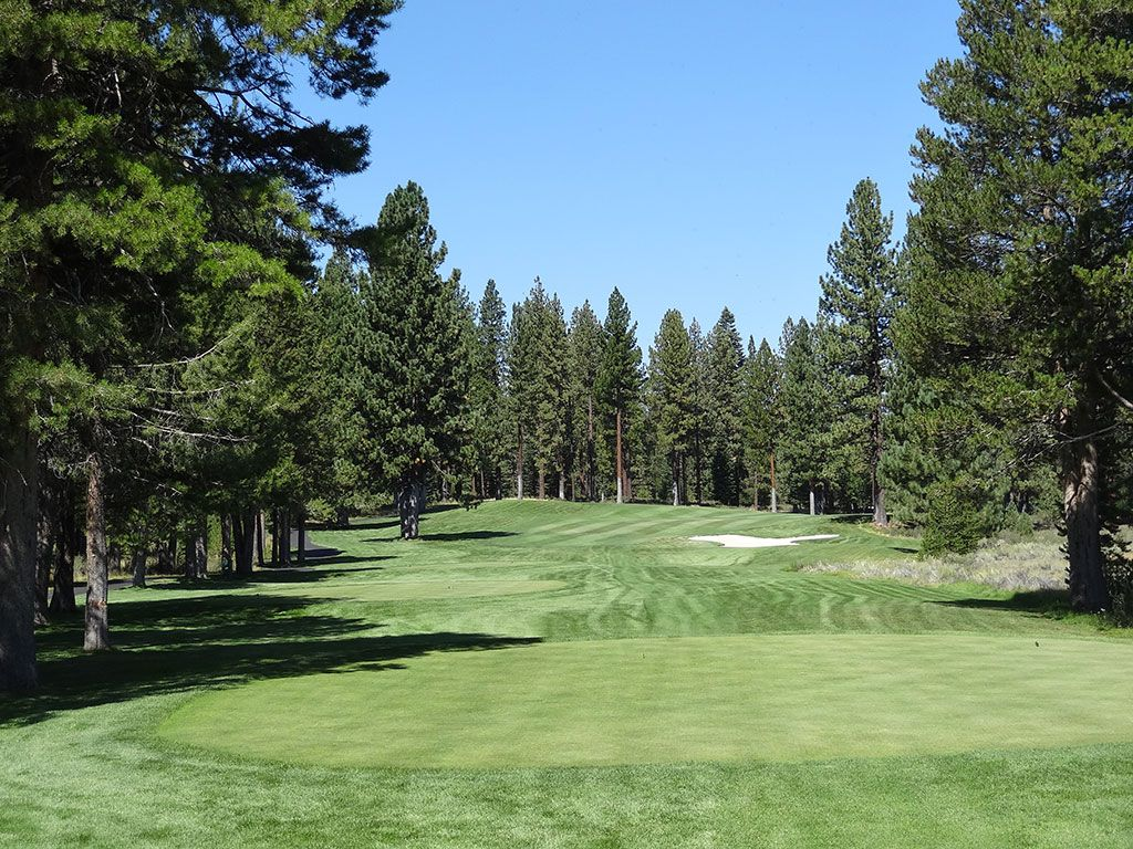 2nd Hole at Lahontan Golf Club (627 Yard Par 5)