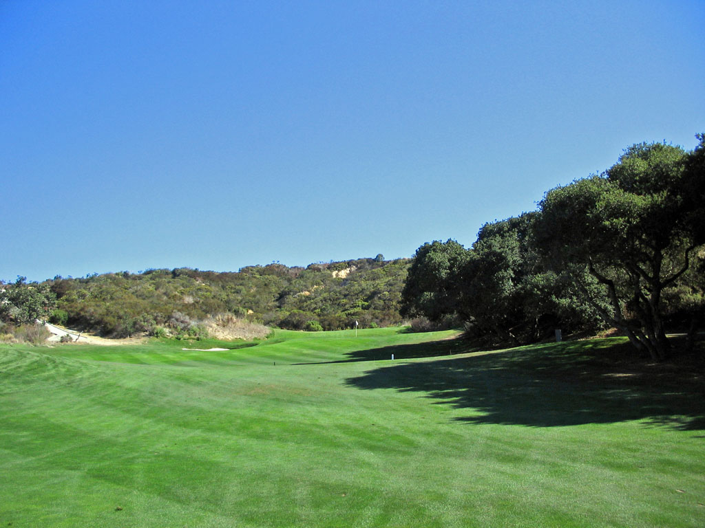 13th Hole at Pasadera Country Club (370 Yard Par 4)