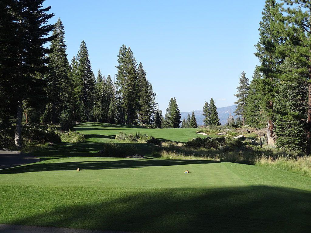 12th Hole at Schaffer's Mill Golf Club (473 Yard Par 4)