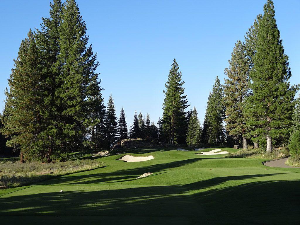 16th Hole at Schaffer's Mill Golf Club (148 Yard Par 3)