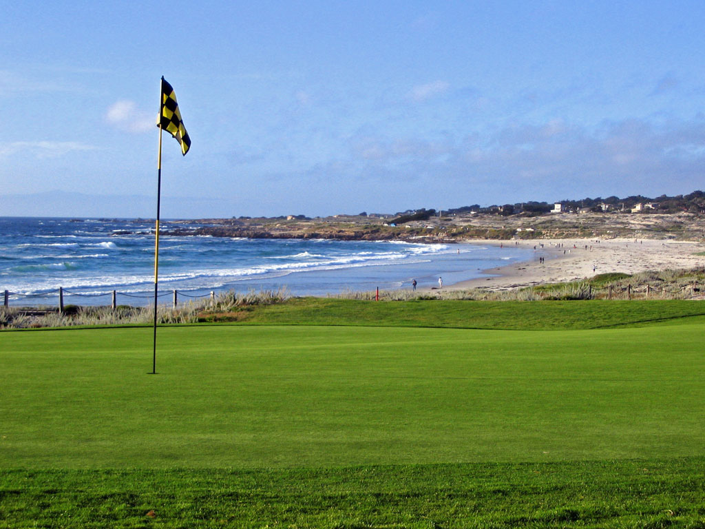 Links at Spanish Bay, The