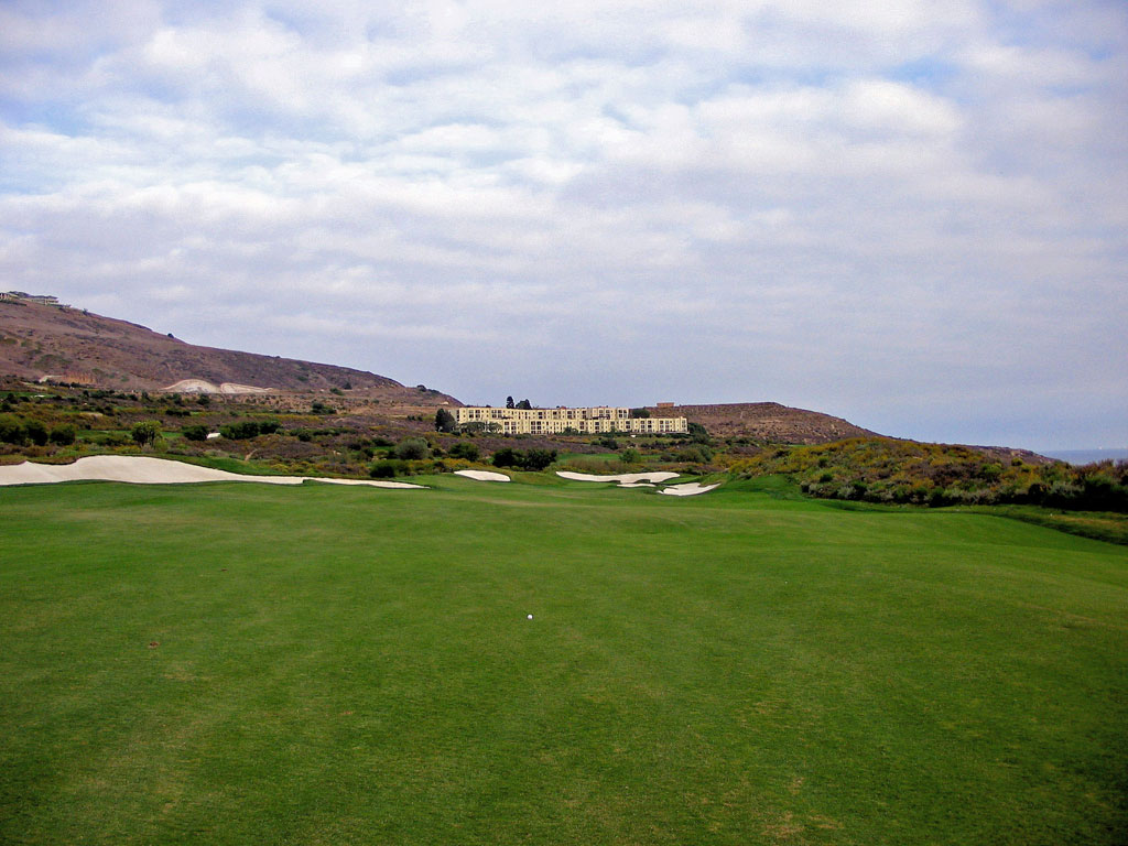 12th Hole at Trump National Golf Club Los Angeles (540 Yard Par 5)