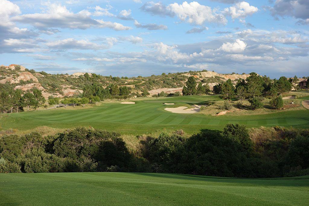 7th Hole at Ravenna, The Club at  (346 Yard Par 4)