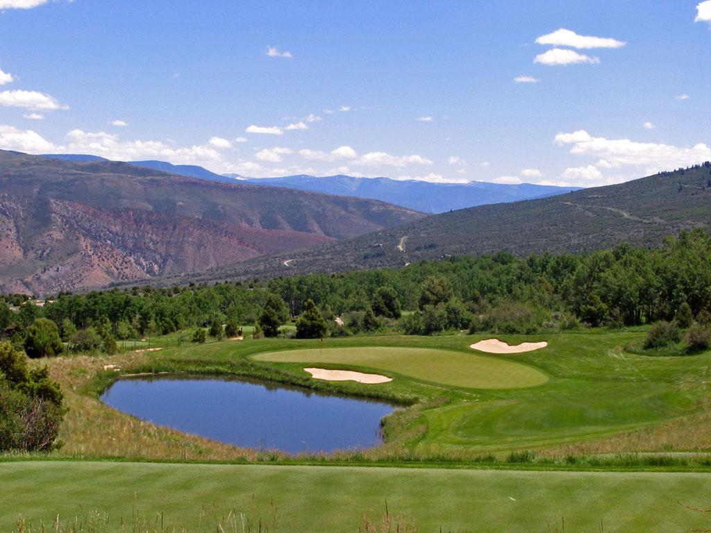 17th Hole at Red Sky Golf Club (Fazio) (168 Yard Par 3)