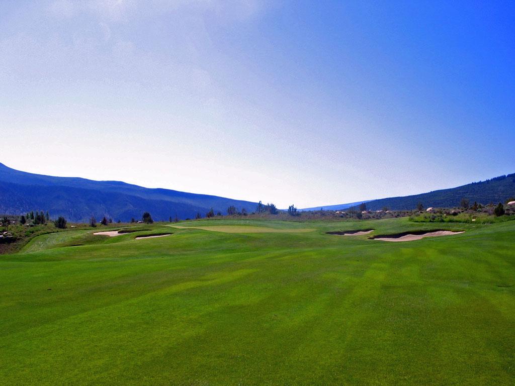 3rd Hole at Red Sky Golf Club (Fazio) (332 Yard Par 4)