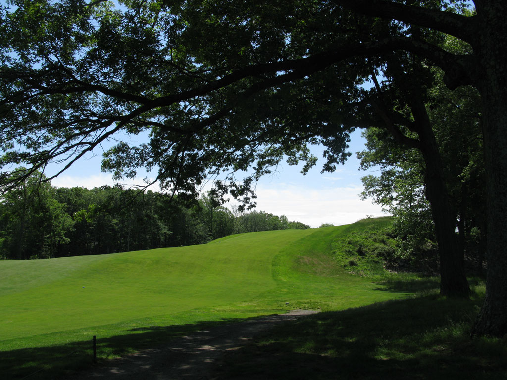 18th (Home) Hole at Yale, The Course at (621 Yard Par 5)