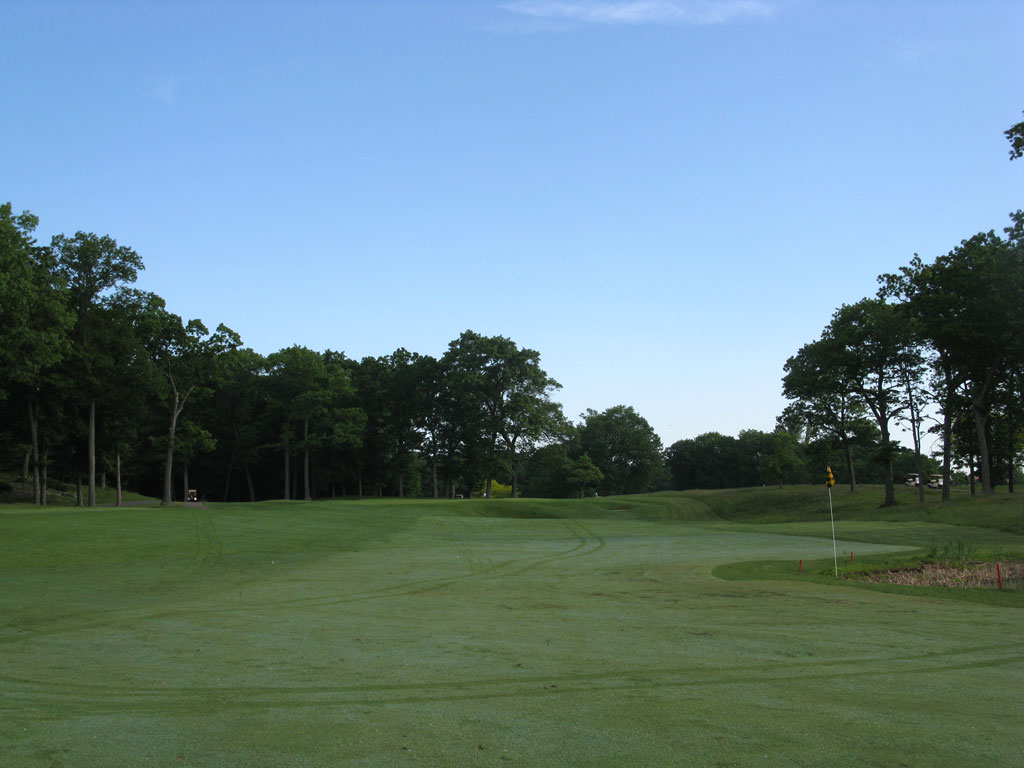 4th (Road) Hole at Yale, The Course at (437 Yard Par 4)