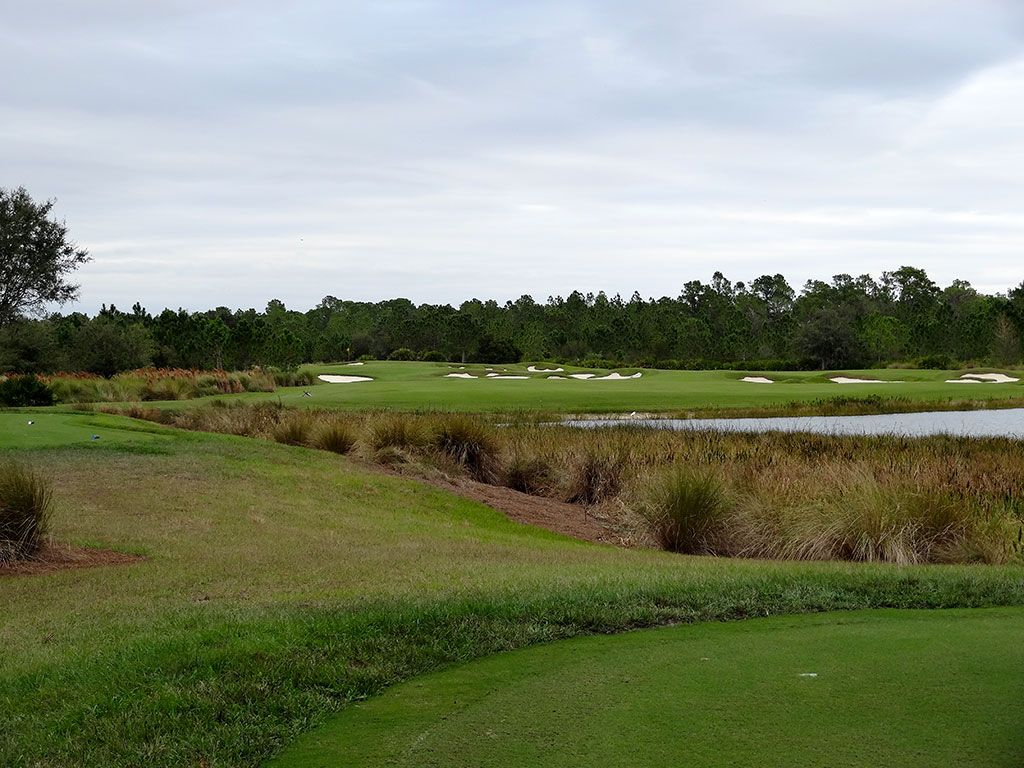 12th Hole at Concession Golf Club (349 Yard Par 4)