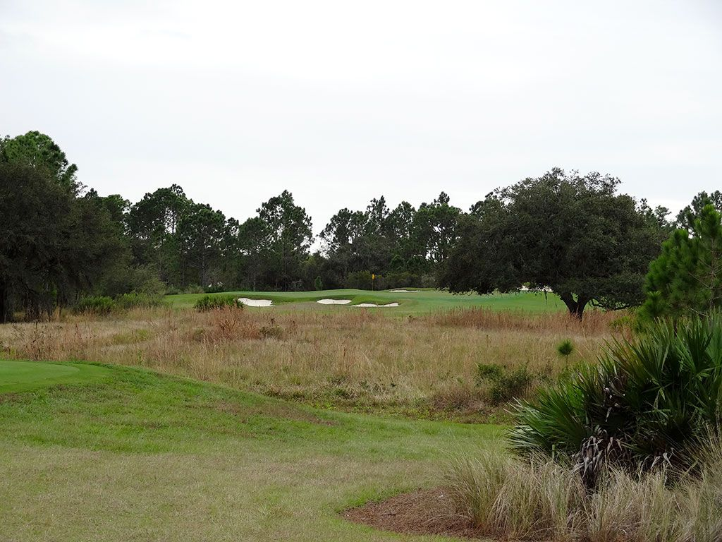 4th Hole at Concession Golf Club (237 Yard Par 3)