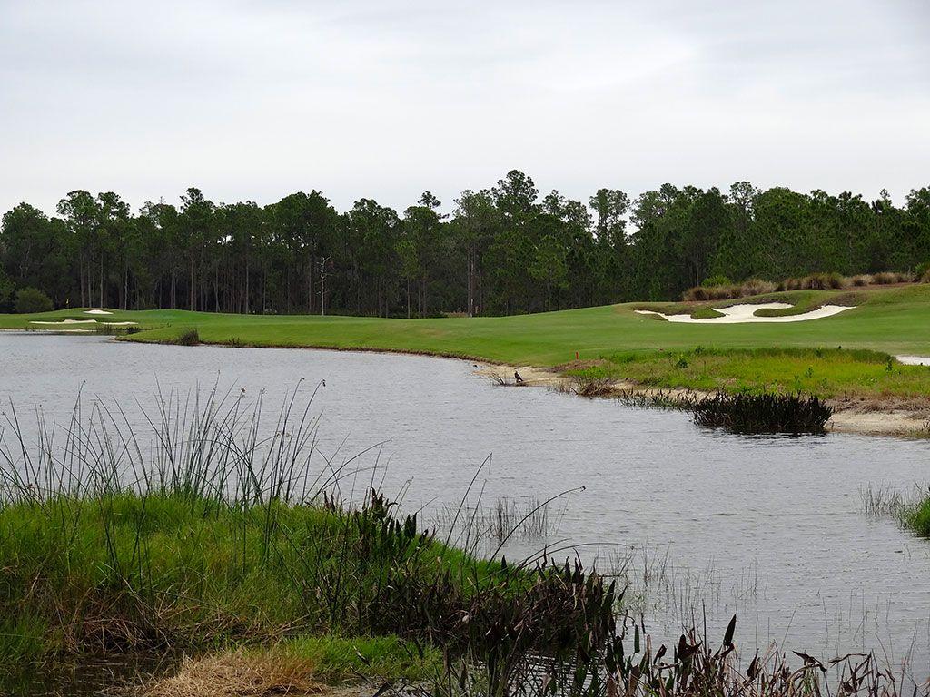 5th Hole at Concession Golf Club (478 Yard Par 4)