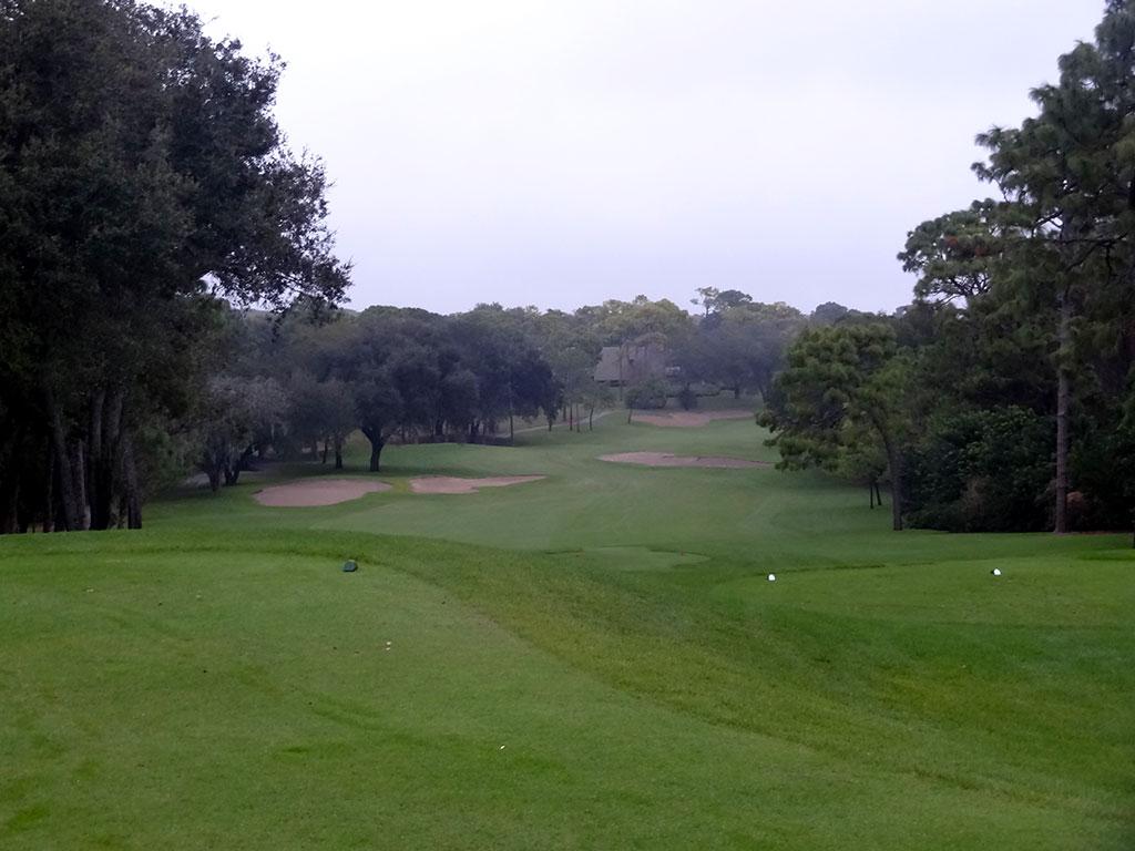 1st Hole at Innisbrook Golf Club (Copperhead) (560 Yard Par 5)
