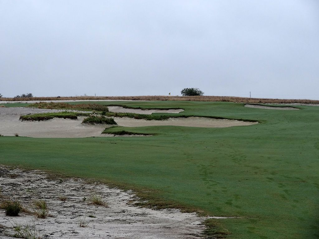 14th Hole at Streamsong Resort (Blue) (545 Yard Par 5)