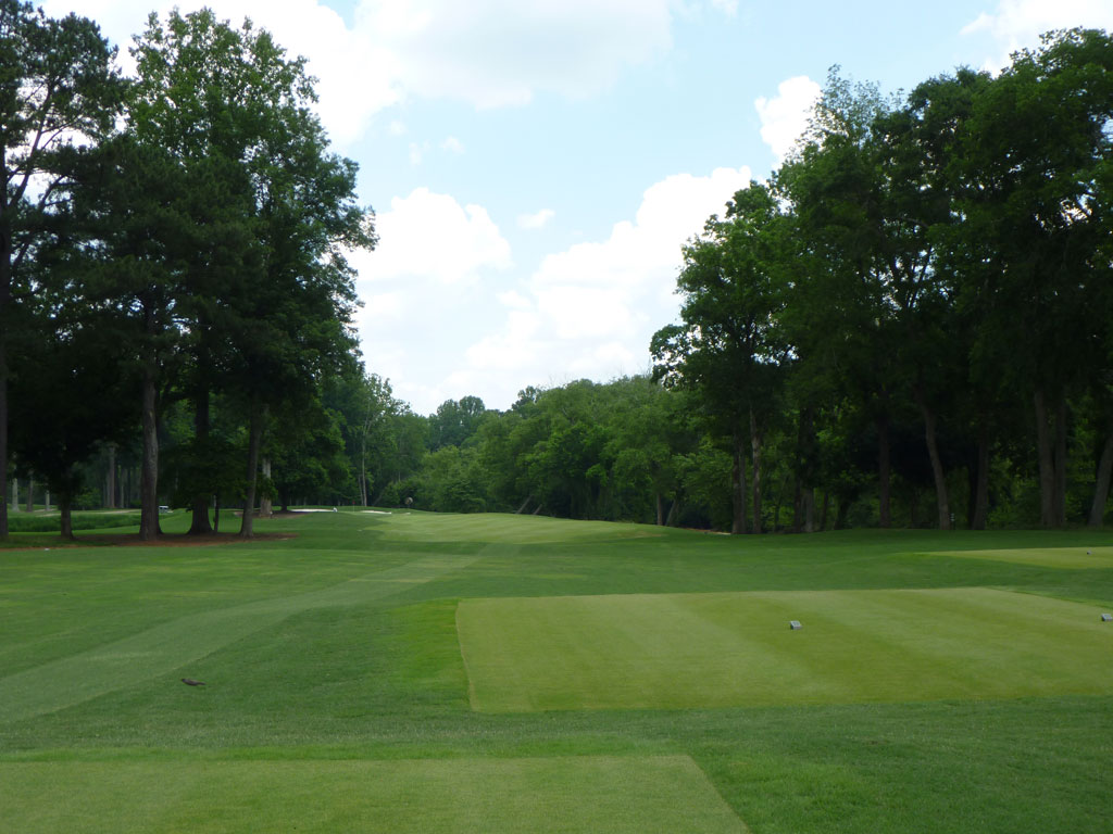 14th Hole at Atlanta Athletic Club (Riverside) (393 Yard Par 4)