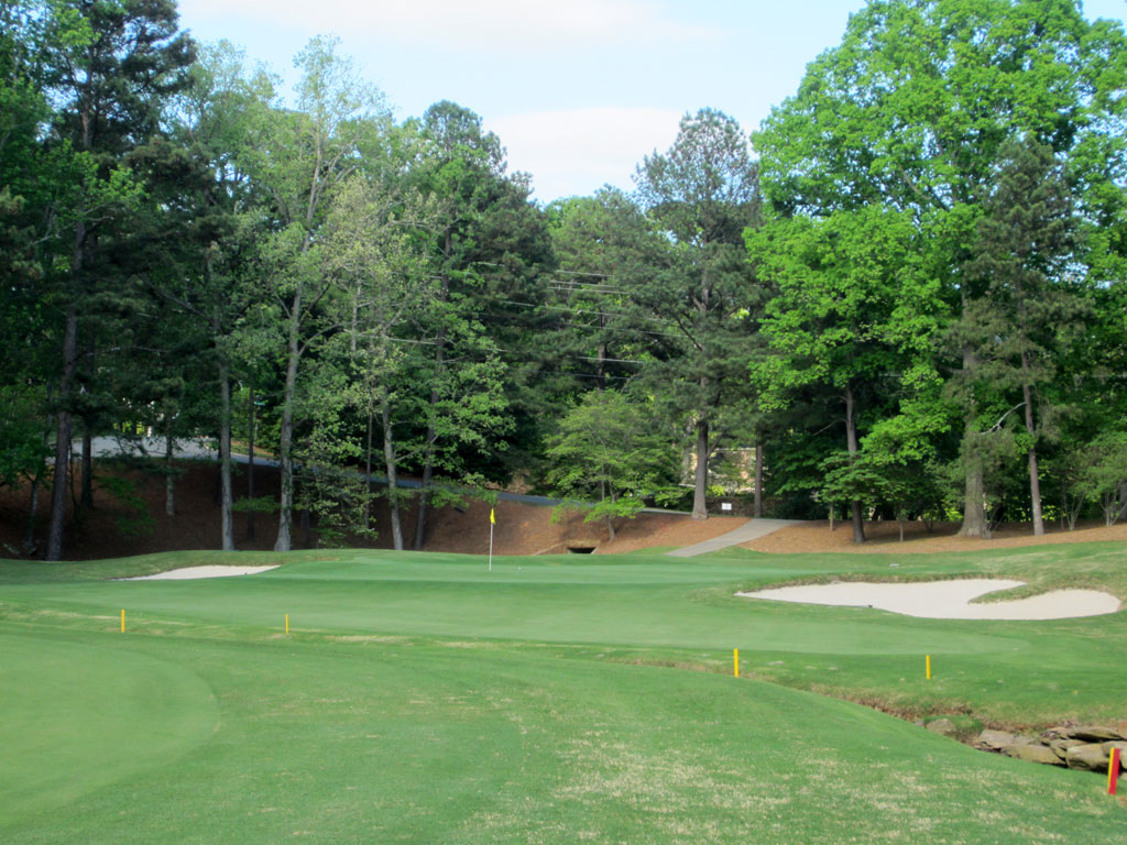 15th Hole at Atlanta Country Club (446 Yard Par 4)