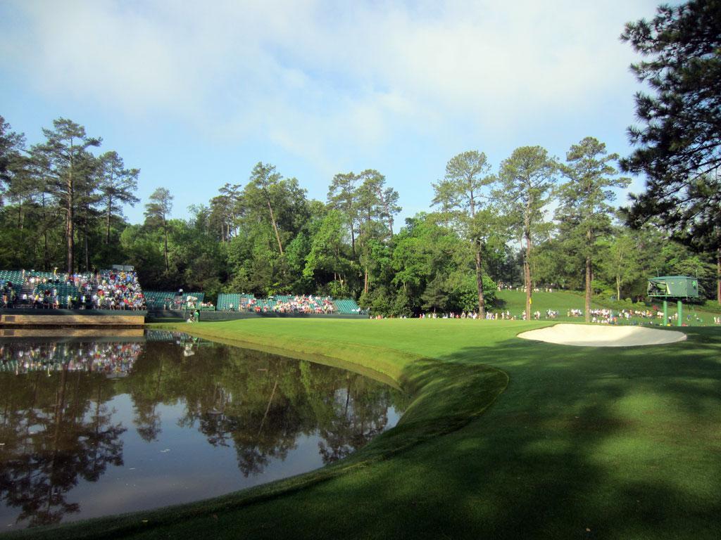 15th Hole at Augusta National Golf Club (530 Yard Par 5)