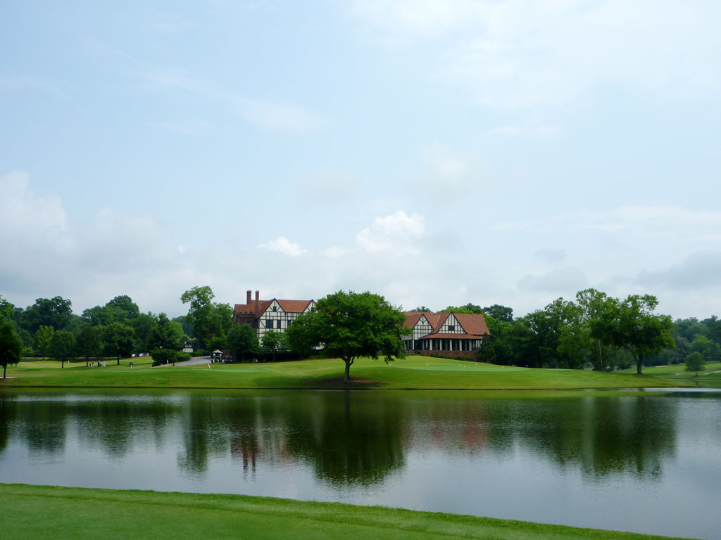 East Lake Golf Club (Atlanta, GA)