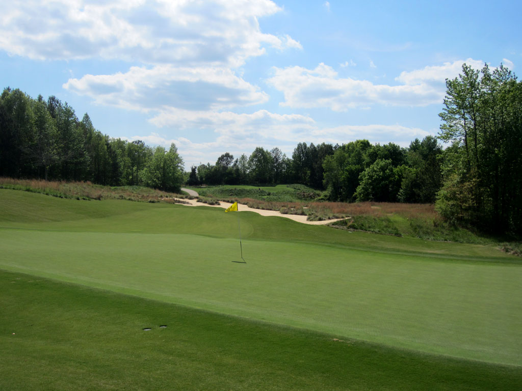 6th Hole at The Standard Club (201 Yard Par 3)