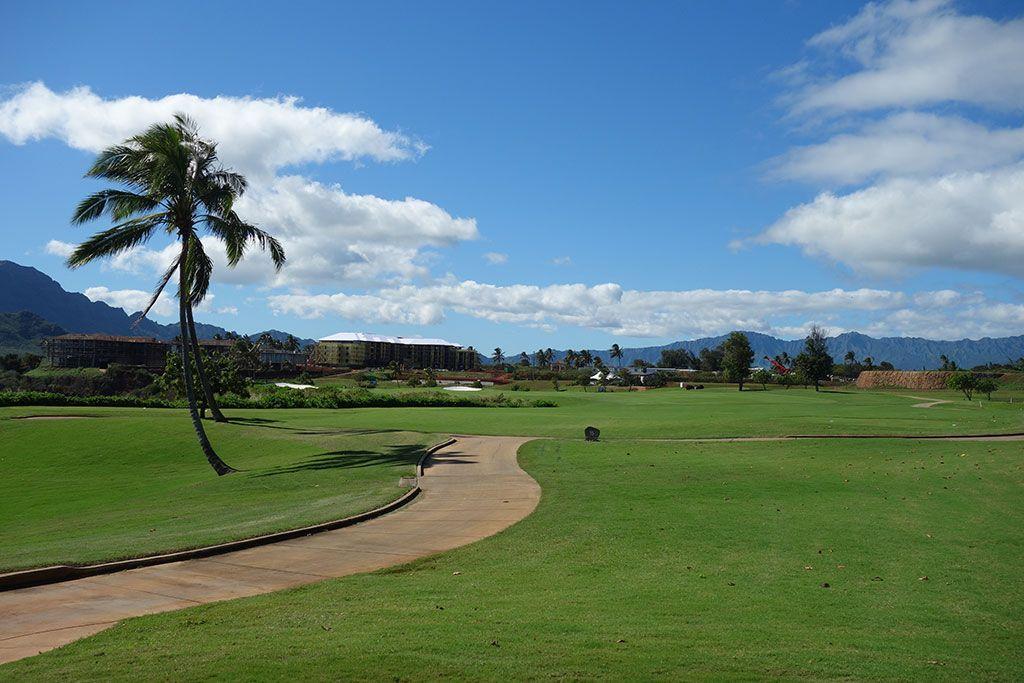 15th Hole at The Ocean Course at Hokuala (473 Yard Par 4)
