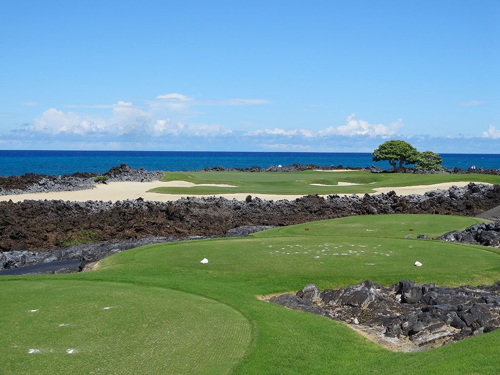 Hualalai Golf Club (Nicklaus)