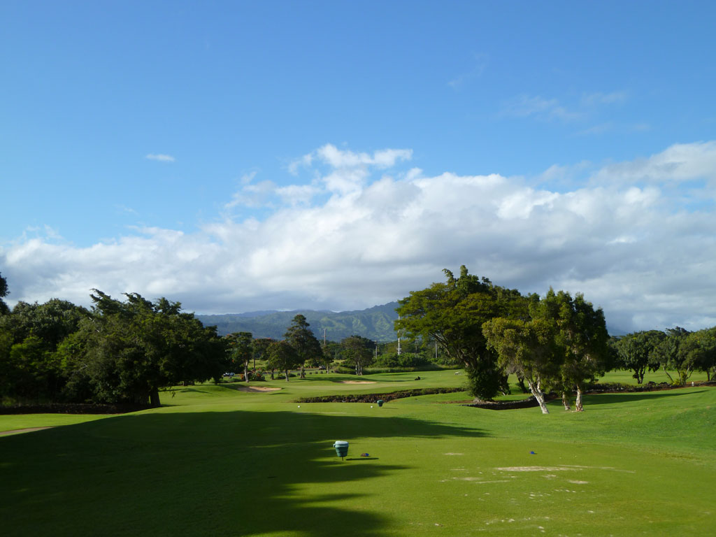 12th Hole at Kiahuna Golf Club (212 Yard Par 3)