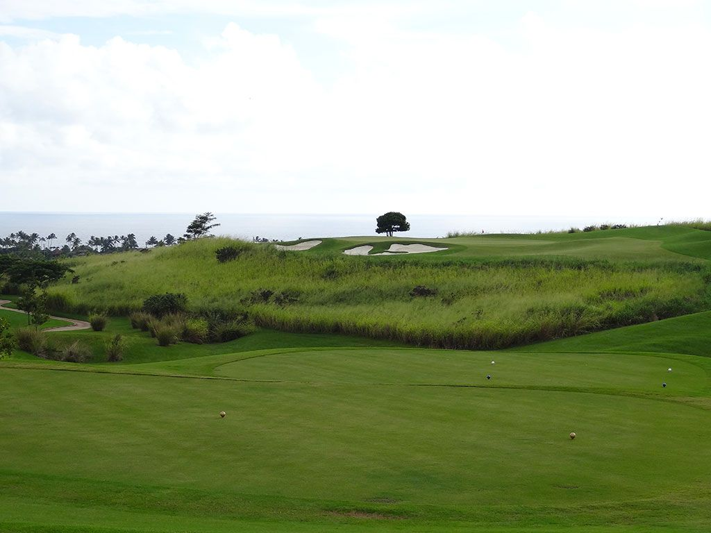 8th Hole at Kukui'ula (223 Yard Par 3)