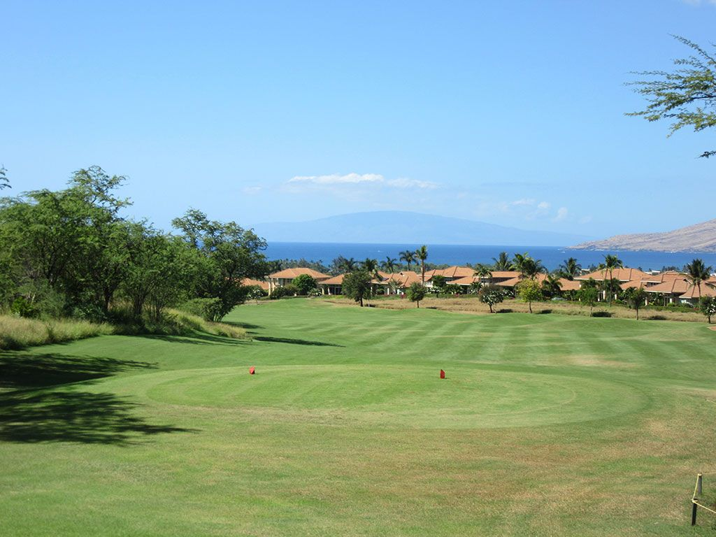 Maui Nui Golf Course